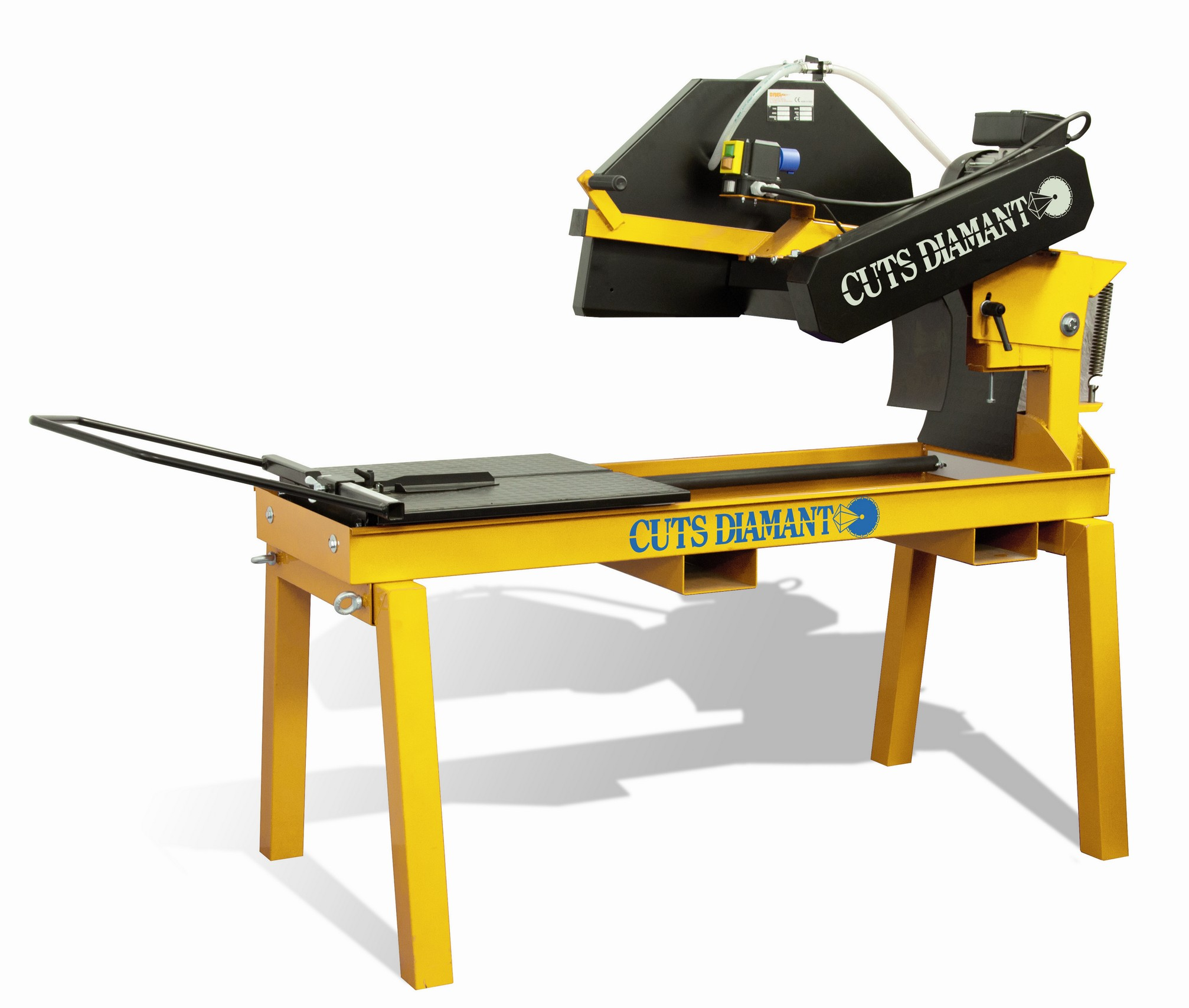 Table saw for diamond blade up to 750mm