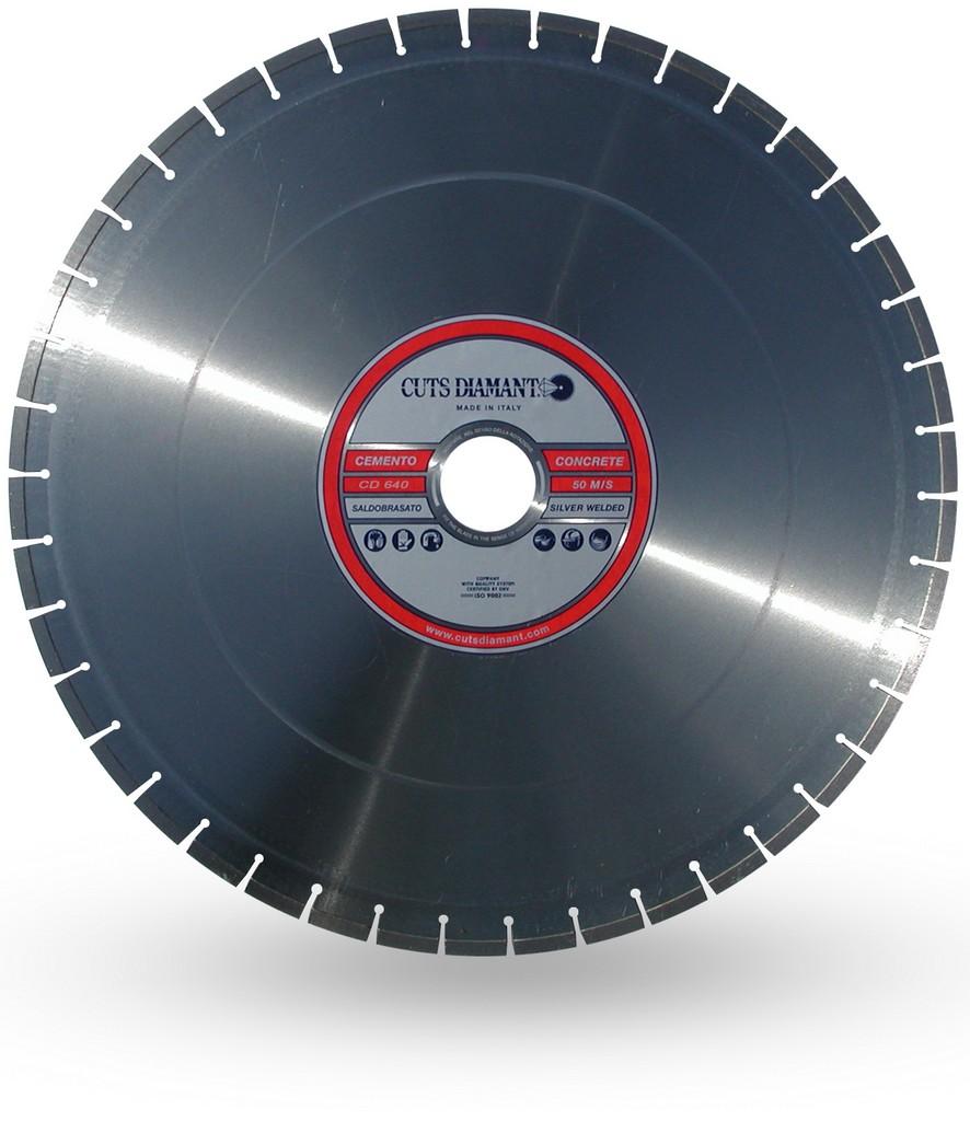 Discos de diamante para corte de hormigón prefabricado