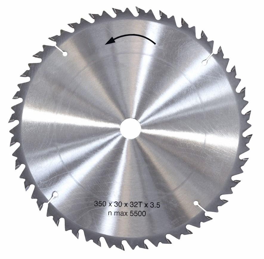Circular saw blades for wood
