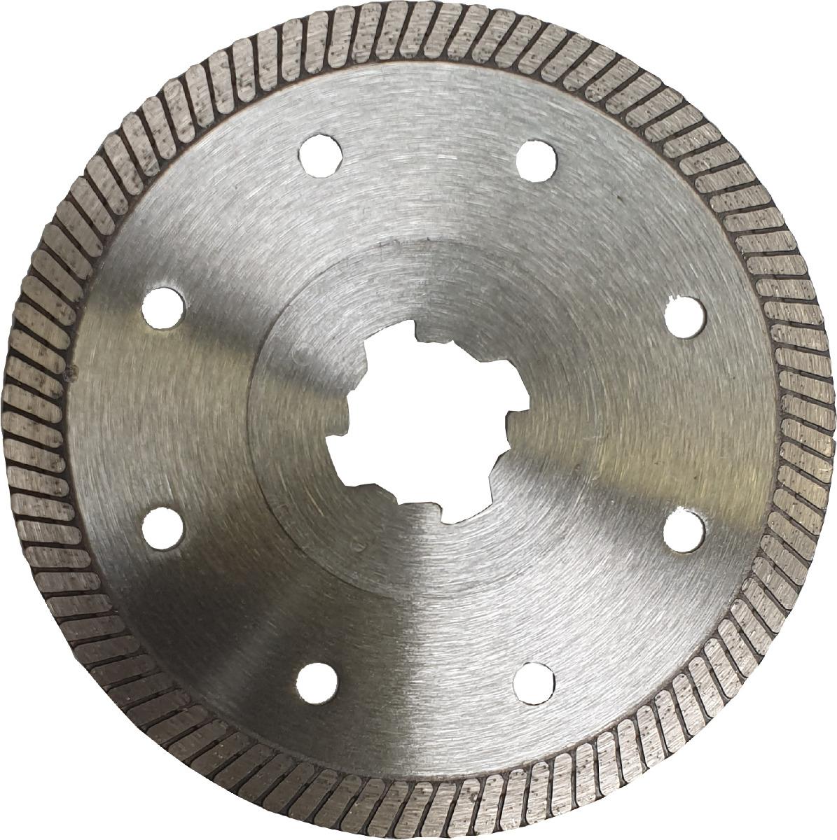 Disco diamantato per gres porcellanato con attacco X-Lock